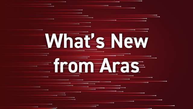 What's New From Aras - 2020