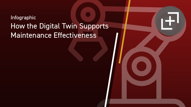 How the Digital Twin Supports Maintenance