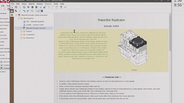 Technical Documentation Demo - French
