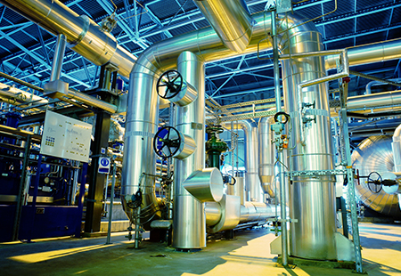 Process Manufacturing for Chemical