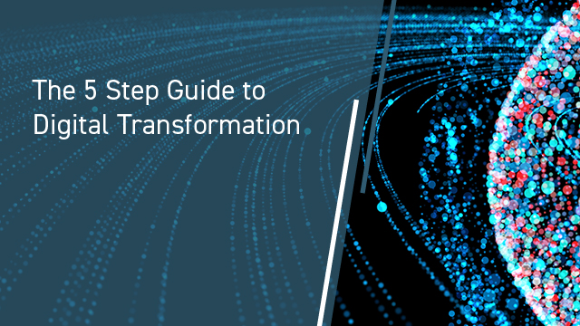 guide to digital transformation