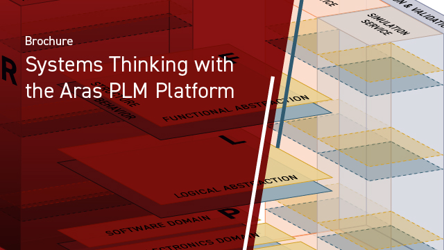 systems thinking with the aras plm platform