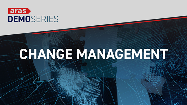 Demo-Series-2019-01-Change-Management