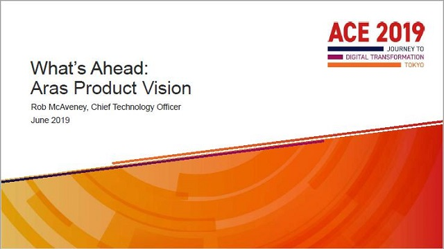 Aras-Product Vision