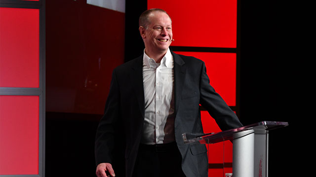 ACE 2018 - Peter Schroer Keynote - Fast Track to Digital Transformation (39 Minutes)