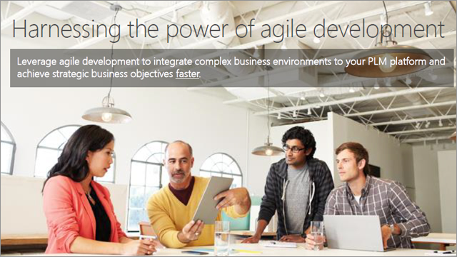 Microsoft: Harnessing the Power of Agile with Aras