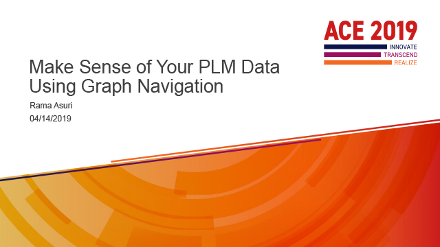 Make Sense of Your PLM Data Using Graph Navigation
