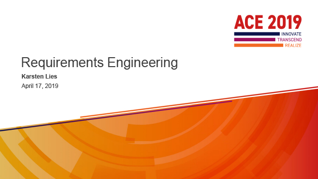 Integrated Requirements Engineering