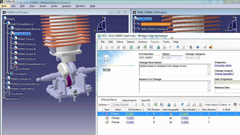 T-Systems: CATIA Connector for Aras PLM