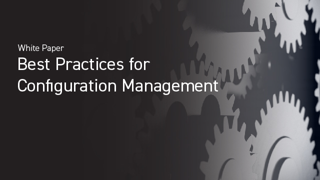 best-practices-configuration-management