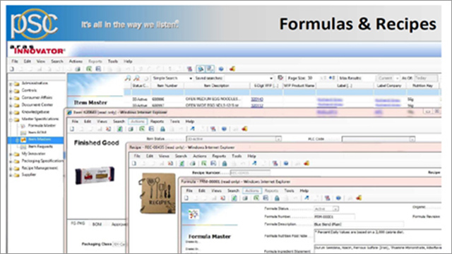 Formula recipe management for treehouse foods aras enterprise formula recipe management for treehouse foods aras enterprise plm software forumfinder Gallery