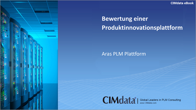 CIMdata: Aras Product Innovation Platform Bewertung