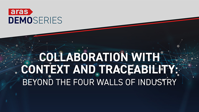 collaboration with context and traceability