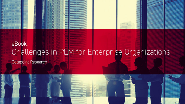 Challenges in PLM for Enterprise Organizations