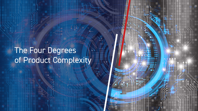 Four Degrees Product Complexity