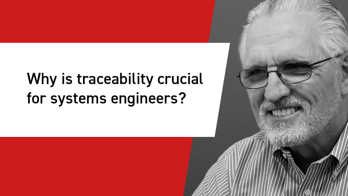 Why is traceability crucial for systems engineering
