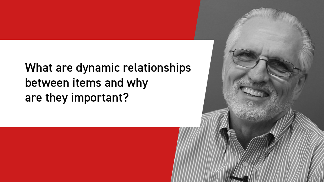 What are dynamic relationships
