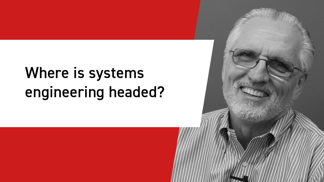 Where is systems engineering headed