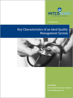 Key Characteristics of an Ideal Quality Management System