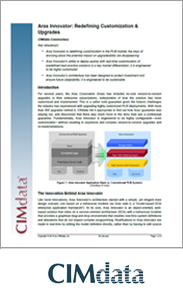CIMdata: Aras Innovator - Redefining Customization & Upgrades