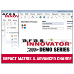 Aras Innovator Demo Series - Impact Matrix & Advanced Change