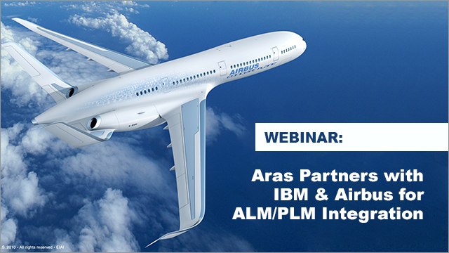 Airbus' New Approaches to ALM & PLM: Cross Discipline Product Development (56 Minutes)