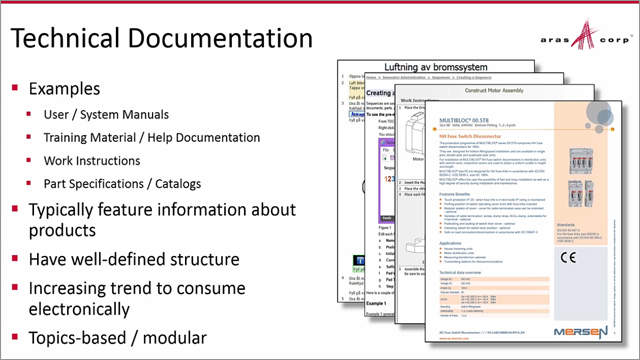 technical approach document template - aras innovator demo series plm software demos aras plm