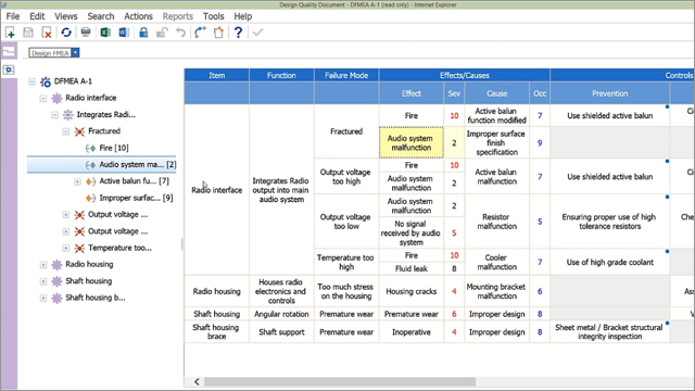 A Look At Aras Quality Management System Demos