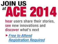 Register for ACE 2014