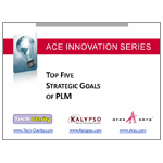 Webcast - Top 5 Strategic Goals of PLM