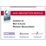 Webcast - Journey to Best-in-Class Product Development