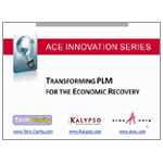 Webcast - Transforming PLM for the Economic Recovery